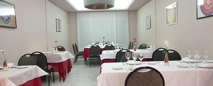 Hotel Fornos restaurante